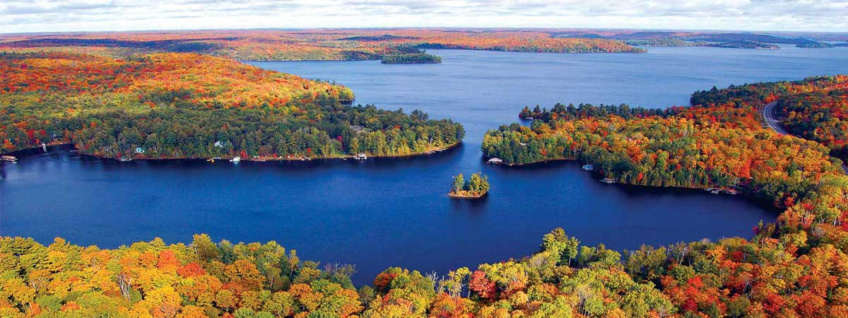 Lake of Bays, Muskoka, Ontario